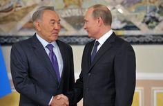 Назарбаев поддержал проведение в Казахстане переговоров по Сирии
