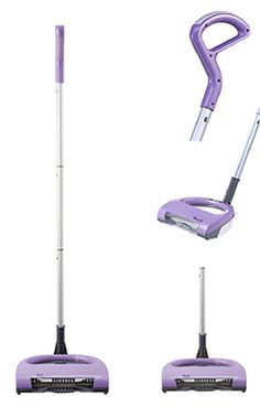 Buy #Xiolife Quick clean Cordless #Sweeper Purple Color for Rs.3,074/- Online. #Toolcasa #DIY #Home #Clean
