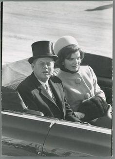 Kennedy Inauguration