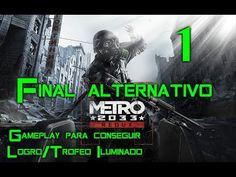 Metro 2033 Gameplay para conseguir Logro/Trofeo Iluminado - Final altern...