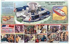 Eagle Comic Cutaways 1959 by modern_fred, via Flickr