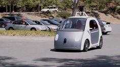 The Google Car Takes a Step Away From Boring!  #GoogleCar  #SelfDriving  #Tech