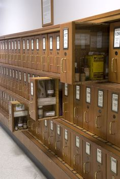 But with lockers....Sliding Displays/storage space saving, exclusivity, surprises