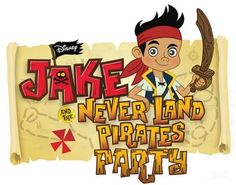 jake and the neverland pirates party games
