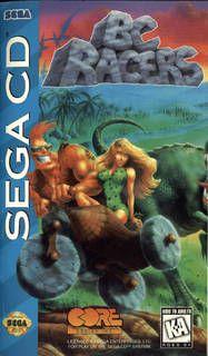 BC Racers (Sega CD)