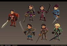 is/Concepts , Johannes Helgeson : Early Visual-Development work from for the newly released game Spirit Lords by Kabam. Had a blast working on this, although I recall it was quite creatively exhausting :).The focus lay on ideas a Character Sketches, Character Design Animation, Character Design References, Game Character, Character Concept, Concept Art, Visual Development, Character Design Inspiration, Cartoon Characters