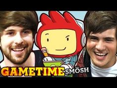 Hands down the best Gametime with Smosh. Scribblin' Some Nauts. ;)