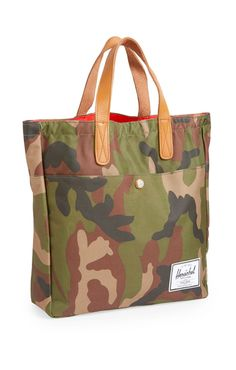 Product Image 1 (:Tap The LINK NOW:) We provide the best essential unique equipment and gear for active duty American patriotic military branches, well strategic selected.We love tactical American gear Herschel Supply Co. 'Brohm' Canvas Tote available at My Bags, Purses And Bags, Totes And Bags, Fall Bags, Fall Handbags, Vintage Stil, Patchwork Bags, Fabric Bags, Shopper