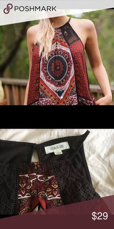 NEW Taylor & Sage Tank - Never Worn Never worn - new with tags! Taylor & Sage Tops Tank Tops