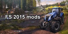 Latest farming simulator 2015 modifications to download free!