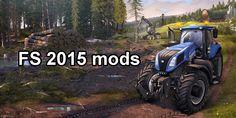 Latest farming simulator 2015 modifications to download free!