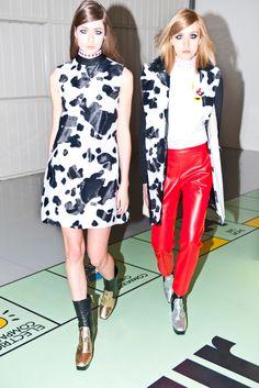 Au Jour Le Jour Pre-Fall 2015 Fashion Show