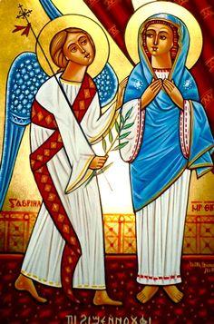 Annunciation (coptic)