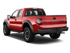 2013 Red  Ford F-150