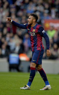 Imagen de Neymar ante el Levante
