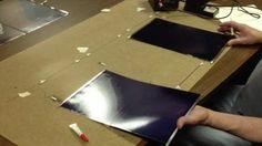 DIY Solar Panels - Flexible Cells