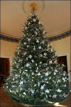 Bush's 2005 Christmas Tree