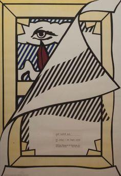 Roy Lichtenstein (1923-1997), Art about Art.