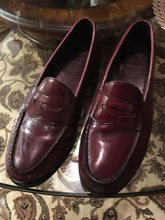 c06a0acbadf Rockport Classic Penny Loafer - Men s Size 11.5M Dark Brown  fashion   clothing