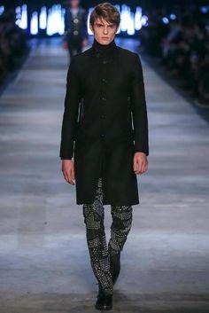 Diesel Black Gold Fall 2014 Menswear Fashion Show