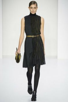 When Ferragamo Rocks The Catwalk At Milan Fashion Week | Estilo Tendances
