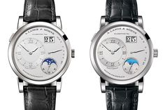 The New A. Lange & Söhne Lange 1 Moon Phase, now with Integrated Day/Night Indicator