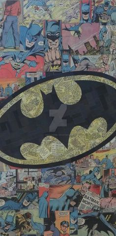 Batman Logo by MikeAlcantara