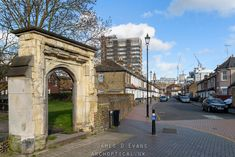 Croydon London, Old London, London Photos, Brooklyn Bridge, Tudor, Past, Louvre, Construction, Architecture