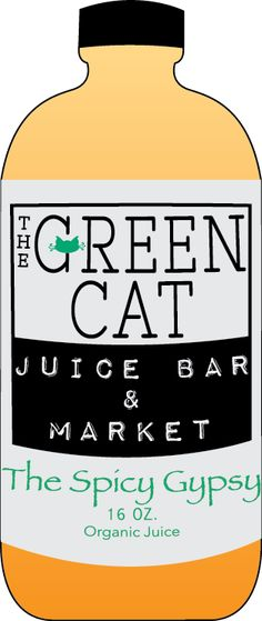 The Green Cat Juice Bar & Market in Virginia Beach offers raw juices, smoothies,and smoothie bowls as well as other organic, gluten free, non GMO, and cold filtered foods to help you detox and be healthy.