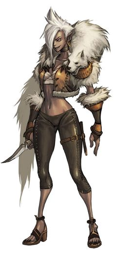 Image result for shifter character art