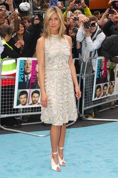 Jennifer Aniston - Valentino dress/Shoes - ?