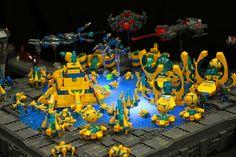 LEGO StarCraft - Protoss  #Lego #LegoMoc #LegoMocs #Moc #Mocs #Starcraft