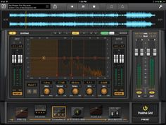 Final Touch is a complete audio post production system for iPad. Combining Maximizer, Equalizer, 4-Band Compre
