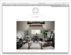 From IAMTHELAB.com Get Inspired: 50 Tumblr Interior Design & Graphic Design Blogs