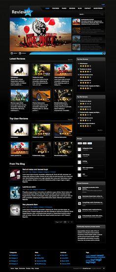 ReviewIt BuddyPress Theme