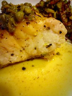 Halibut Piccata — One If By Food