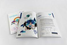 Prospectus page layout. #brand #branding #design #illustration #painting #drawing #graphics #webdesign #brochure #print #pagelayouts #prospectus #leaflets #campaigns #web #logos #digital #education #learning #school #students #happygiraffeltd www.happy-giraffe.com