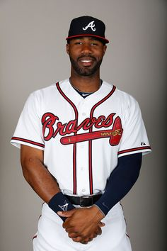 Jason Heyward Atlanta Braves Photo Day