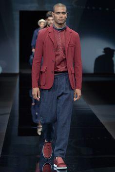 【ルック】「ジョルジオ アルマーニ」2017年春夏ミラノ・メンズ・コレクション 50 / 60