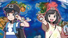Entrevista con nuevos detalles de Pokémon Sol y Luna