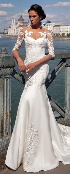 milla nova 2016 bridal wedding dresses gvenet