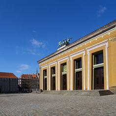 m.g. bindesbøll, thorvaldsen's museum, copenhagen, 1839-1847