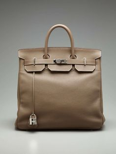 Hermes Haute a Courroies Birkin Bag