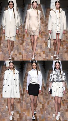 Valentino Fall 2013 Collection | Tom & Lorenzo Fabulous & Opinionated