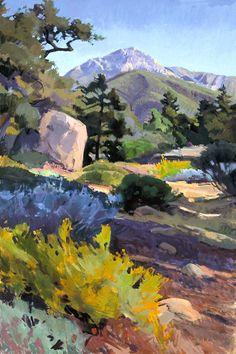 Marcia Burtt » Botanic Garden