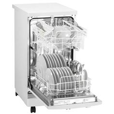 """Danby 18"""" Portable Dishwasher Secondary Image"""