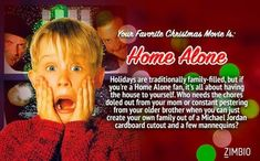 Zimbio thinks Home Alone is my favorite Christmas movie. This test what right on! Your Favorite, My Favorite Things, Home Alone, Your Brother, Family Outing, Christmas Movies, Memes, Amazing, Meme