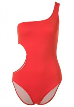 Milly Cabana, Badeanzug - persimmon, http://www.emeza.ch/milly-cabana-badeanzug-persimmon-m1221l00s-302.html, Langsam wird es wärmer draußen und schon bald wird es Zeit für Urlaub, Strand und Sonne. In leuchtendem Rot ist der hübsche Badeanzug von Milly der perfekte Begleiter für den Sommer. Er ist aus dehnbarem Material gefertigt und begeistert uns vor allem durch das hübsche Cut-Out, das Ihre Taille betont. Darin machen Sie sicher eine gute Figur