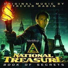 """National Treasure: Book of Secrets"" by Trevor Rabin"