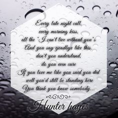 hunter valentine lyrics revenge
